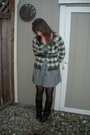 Silver-modcloth-dress-green-anthropologie-sweater-black-thrifted-boots-bla