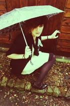 the rain falls hard on a humdrum town.
