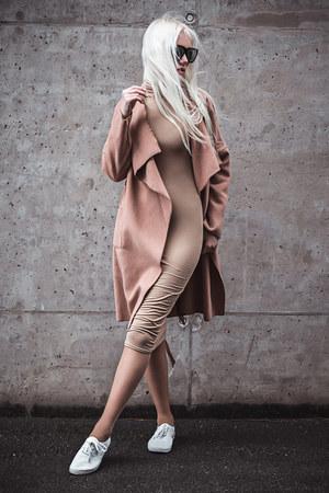 light brown Aliexpress dress
