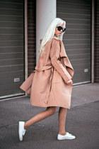 camel Sheinside coat