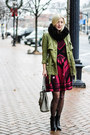 Francescas-dress-anthropologie-jacket-gucci-bag