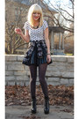 Black-jeffrey-campbell-shoes-ivory-flannel-forever-21-jacket