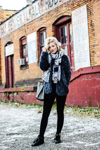 rag & bone jeans - Nordstrom jacket - Chanel sneakers