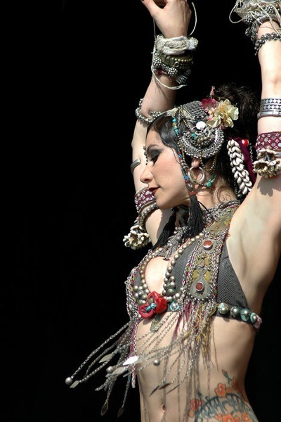 Learn belly dance video