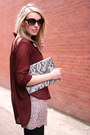 Light-pink-joe-fresh-skirt-gray-h-m-bag-maroon-mink-pink-blouse