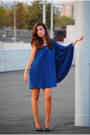 blue Poco Loka dress - black BLANCO heels