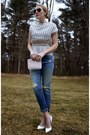 Blue-rag-bone-jeans-light-pink-h-m-purse-ivory-anthropologie-blouse