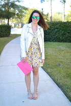 necessary clothing shoes - Old Navy dress - Rock & Republic jacket