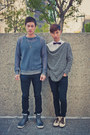Silver-marc-by-marc-jacobs-sweater-charcoal-gray-deepstyle-sweater