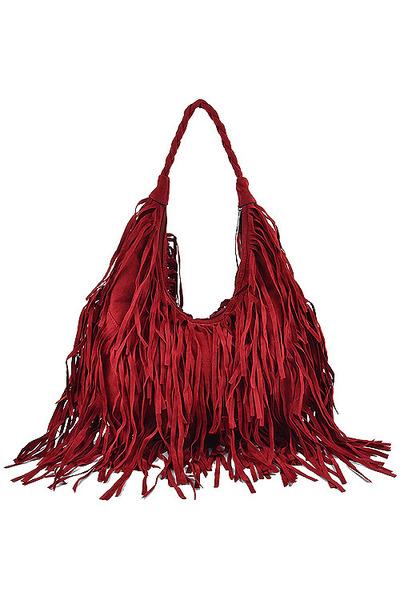 fringe bag bag