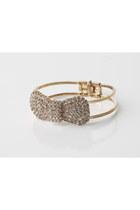 bow bracelet bracelet