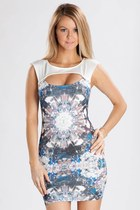 Diamonds In the Sky Dress