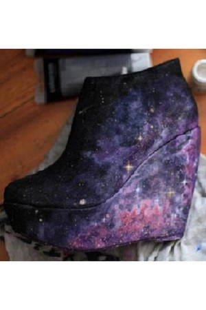 purple galaxy unknown etsy seller wedges