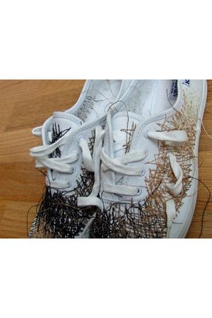 black Keds shoes