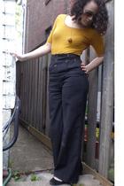 H&M shirt - Twenty8Twelve pants - H&M necklace