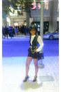 Black-white-bcbg-romper-vince-camuto-heels