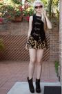 Beige-lover-shorts-black-valley-girl-vest
