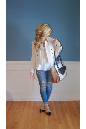 Mossimo jeans - Nordstrom blazer