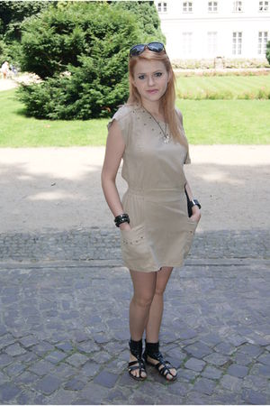 Bershka dress - Aldo shoes