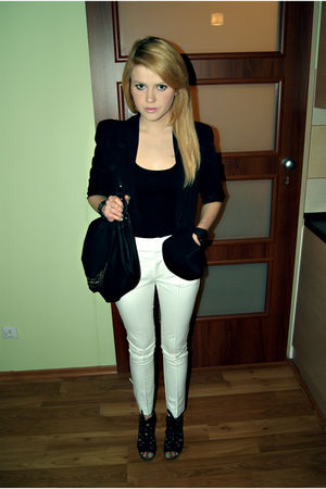 Zara pants - Aldo shoes - Bershka accessories