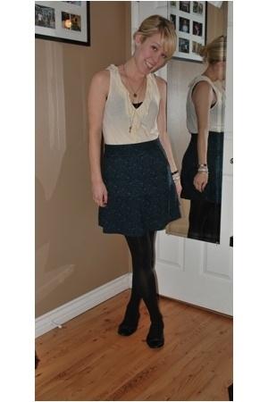 Ella Moss shirt - H&M skirt