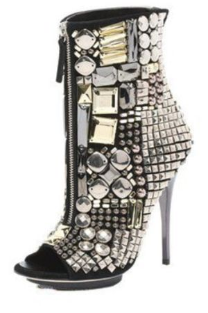 black Giuseppe Zanotti Design accessories