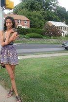 H&M skirt - thift accessories