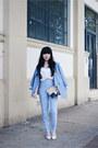 Blue-blazer
