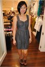 Gray-random-from-bangkok-dress-brown-sm-shoes