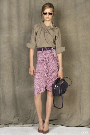 amethyst skirt