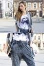 Heather-gray-vero-moda-pants