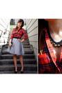 Topshop-shirt-hand-made-skirt