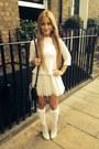 Eggshell-asos-dress