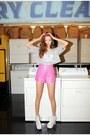 Bubble-gum-shorts