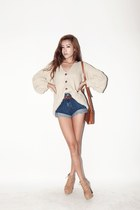 nanda girl bag - Style Nanda cardigan