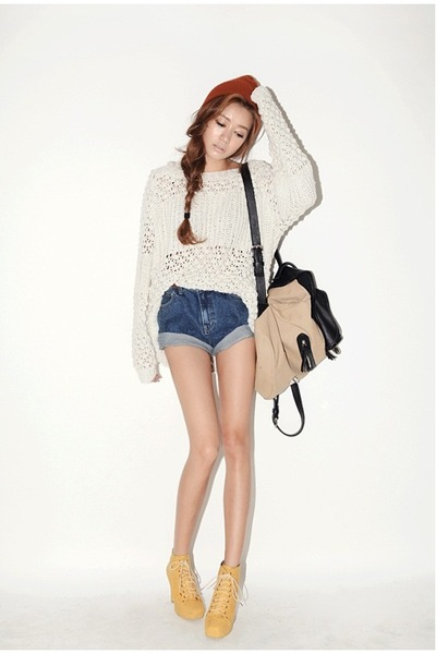 Korean Teenager Girl Fashion
