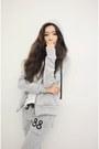 Silver-hoodie