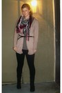 Black-walmart-leggings-tan-old-navy-cardigan-black-gojane-boots-red-le-cha