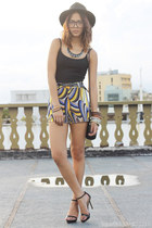 printed Silay shorts