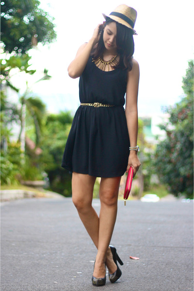 Black Cotton On Dress - How to Wear and Where to Buy | Chictopia