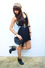 Gold-forever-21-black-randomly-found-in-hong-kong-dress-black-forever-21-b