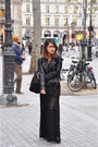Black-faux-leather-zara-jacket-black-leather-longchamp-bag