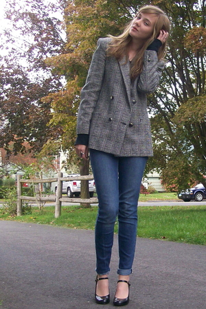 moms blazer - delias shoes