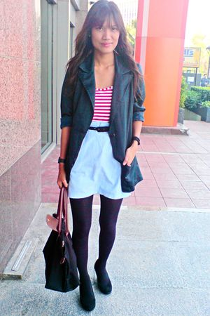 gray from Thailand blazer - from Thailand dress