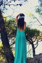 aquamarine dress