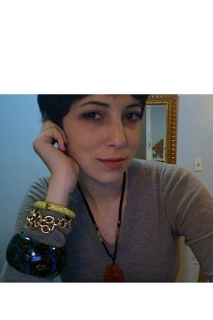 Jcrew bracelet - Jcrew bracelet - Jcrew sweater