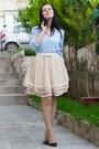 Cozbest-shirt-sheinside-skirt-martofchina-heels