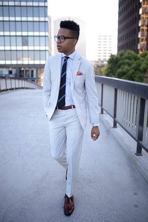 suit JCPenney jacket - suit JCPenney pants