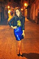 Zara shoes - Zara bag - Zara skirt - Zara t-shirt