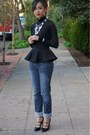 Guess-jeans-bcbg-sweater-nicole-miller-heels-h-m-top